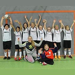 Uwe-Seeler-Cup - Daumen drücken für unsere Fußball-Mädchen!