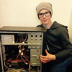 Ganztag: Computer-AG