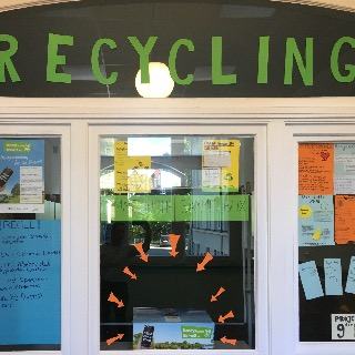 Kaputte Handys zum Recycling abgeben!