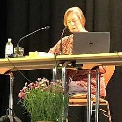 Lesung mit Susanne Bienwald