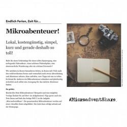 Tipps für die Ferien: MicroadventShare