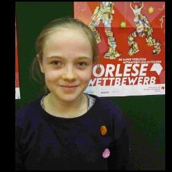 Verspätete Erfolgsmeldung! Ineke Burmester (6b) gewinnt beim Vorlesewettbewerb der 6. Klassen!