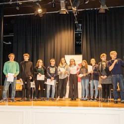 Schulsieger Jugend debattiert