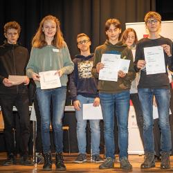 Jugend debattiert am Gymnasium Altona - Der Wettbewerb!