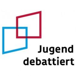 Erster digitaler Schulwettbewerb Jugend debattiert erfolgreich durchgeführt