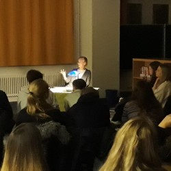 Interessanter Literaturtee-Abend im November