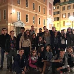 Studienfahrt nach Nizza