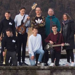 Großartige Reise des Bigbandorchesters!