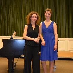 Konzertabend Clara Schumann am Gymnasium Altona