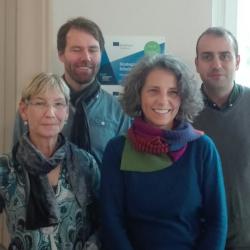 """1. Treffen der """"Sea Connection"""" am Gymnasium Altona"""