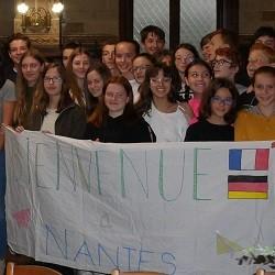 Superbe! - 1. Frankreich-Austausch ein voller Erfolg!