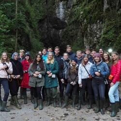S3-Studienreise nach Slowenien