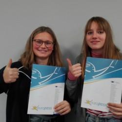 Europässe für unsere Erasmus+ Schüler/innen