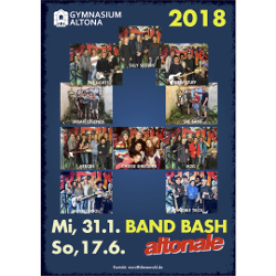 3. BAND BASH am GymAltona!