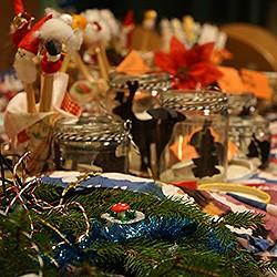 Impressionen vom Weihnachtsbasar 2015