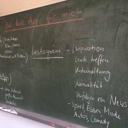 Ein Verlag zu Besuch am Gymnasium Altona