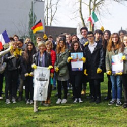 Internationale Erasmus+ Woche am Gymnasium Altona