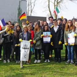 Internationale Erasmus+ Woche am Gymnasium Altona