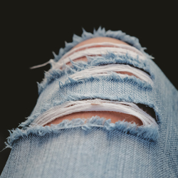 Weißt du eigentlich, wer für deine Jeans leidet?