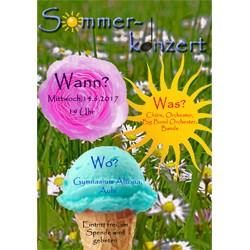 Großer Erfolg beim Sommerkonzert