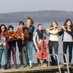 Musikfreizeit des Bigband-Orchesters nach Ratzeburg