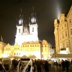 Studienfahrt des S3 nach Prag