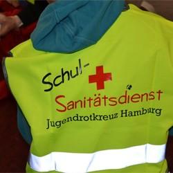 Schulsanitätsdienst (SSD) am Gymnasium Altona