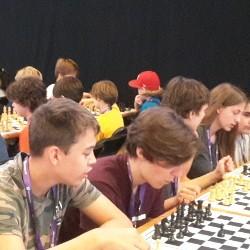 Größtes Schachturnier der Welt mit SchülerInnen vom GymAltona!