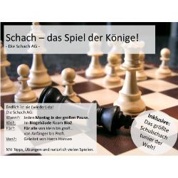 Schach - das Spiel der Könige!