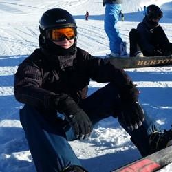 Snowboardreise 2015