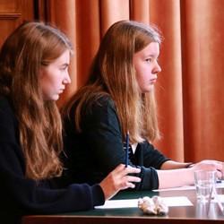 Landesfinale Jugend debattiert