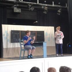English Theater goes Gymnasium Altona