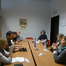 ERASMUS+ Koordinierungstreffen in Venedig