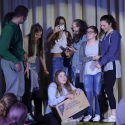 Verwandlungen - Ein Theaterabend am Gymnasium Altona